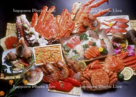 海産物集合