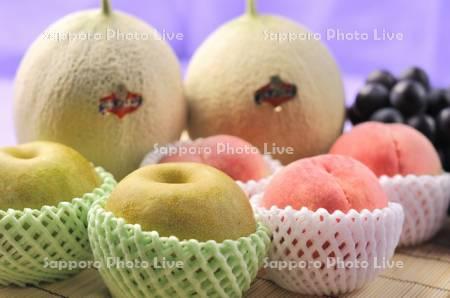 果物の集合